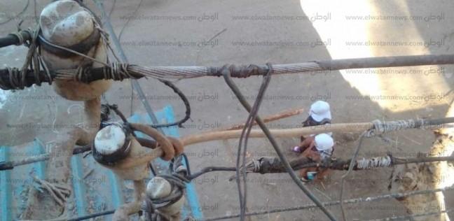 فصل التيار الكهربائي عن 5 مناطق بمدينة قنا غدا
