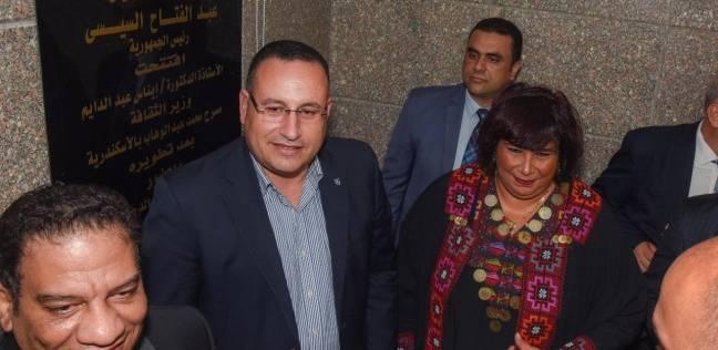 """محافظ الإسكندرية لـ""""الوطن"""": الدولة تسعى لبناء الشباب فكريا وثقافيا"""