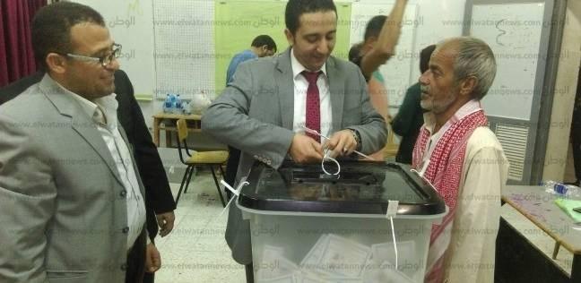 إغلاق لجان التصويت في اليوم الثاني للانتخابات بجنوب سيناء