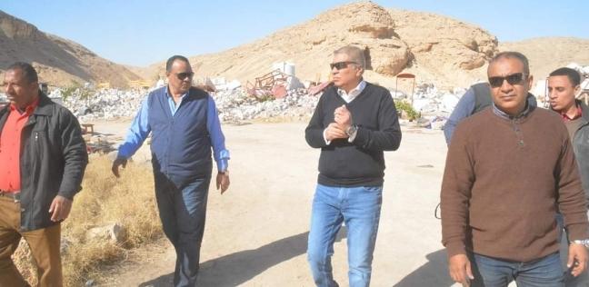 محافظ المنيا: لا تهاون في استعادة حق الشعب وأملاك الدولة