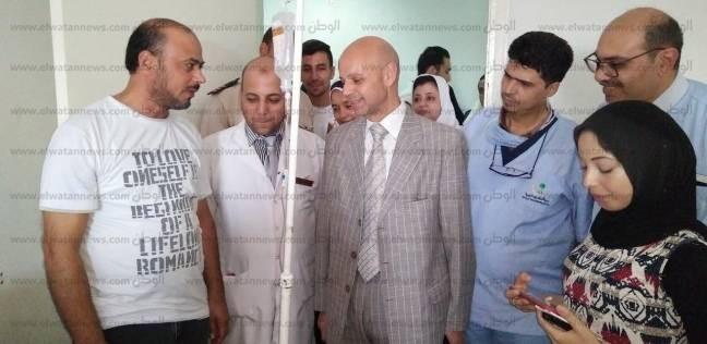 """""""صحة الشرقية"""": إجراء 63 عملية جراحية في مركزي أولاد صقر والحسينية"""""""