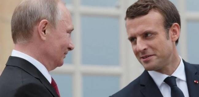 ماكرون: الدول الأوروبية الثلاث الموقعة على الاتفاق النووي باقية