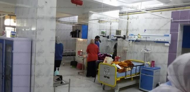 تسمم 8 تلاميذ فى اليوم الأول لعودة «التغذية المدرسية» بأسيوط