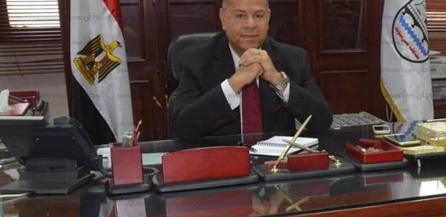 محافظ بني سويف: وضع خطة محكمة لمواجهة التعديات على الأراضي الزراعية