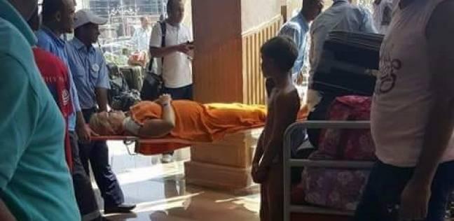 مصادر: مصابتان في حادث الغردقة مقيمتان بمصر منذ عامين.. وغير سائحتين