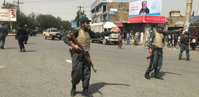 مقتل 4 مدنيين في تفجير انتحاري وهجوم مسلح شرق أفغانستان