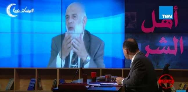 """نشأت الديهي: وجدي غنيم كفَّر أحمد زويل.. ووصفه بـ""""المجرم الهالك"""""""