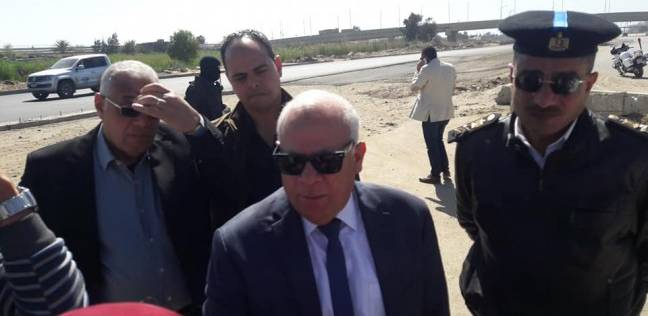 بالفيديو  محافظ بورسعيد: عبد المنعم رياض رمز الشهادة المصرية