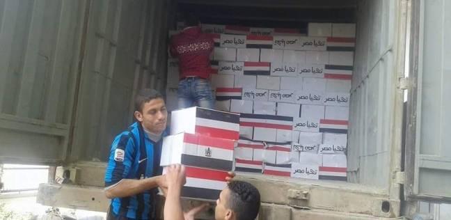 """""""التموين"""" تنفي نقص السلع في سيناء: """"المواد الغذائية تتدفق بانتظام"""""""