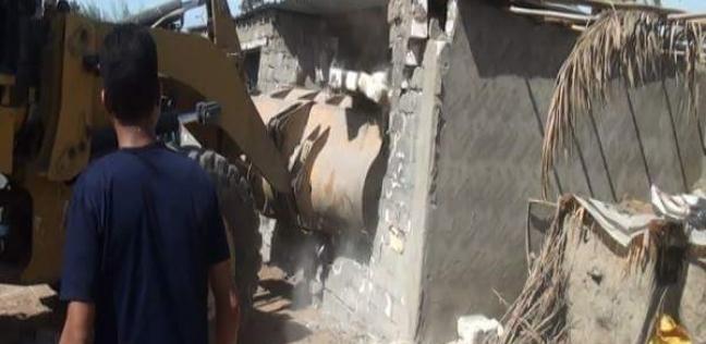محافظ قنا: استعادة 26 فدانا خلال الموجه الـ11 لاسترداد أراضي الدولة