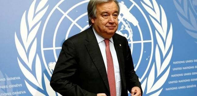 """الأمين العام للأمم المتحدة يحذر من """"كارثة إنسانية"""" في إدلب"""