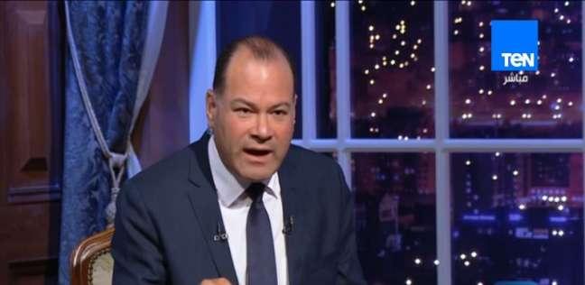 نشأت الديهي يهاجم عمرو واكد: آرائه محرضة ضد مصر