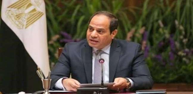 عاجل| السيسي: محاربة الإرهاب في مصر ليس مقتصرا على القيادة السياسية