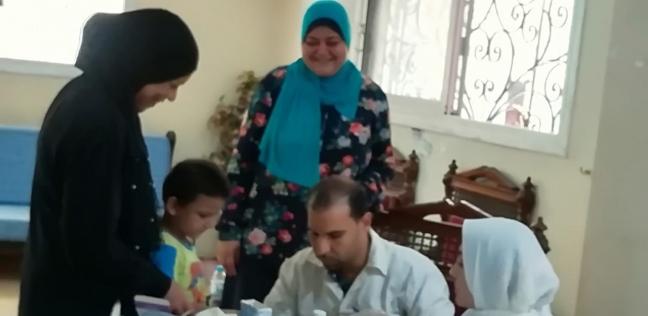 """قافلة """"أولادنا في عينينا"""" تجوب الإسكندرية للكشف عن أمراض الأنميا والعيون والسكر"""