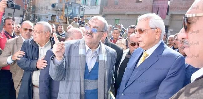 """شاروبيم لمواطنين طالبوه بافتتاح موقف شربين الجديد: """"افتحوه أنتم"""""""