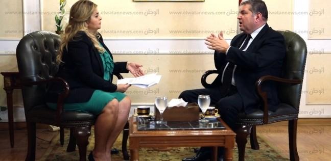 بالفيديو  وزير قطاع الأعمال: بيع 14 محلجا بحوالي 27 مليار جنيه لتطوير الغزل والنسيج