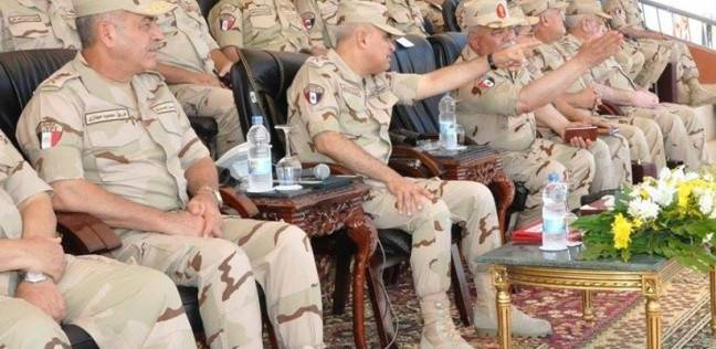 """وزير الدفاع في """"مجد 14"""": رسالة طمأنة للشعب المصري على كفاءة وجاهزية قواتنا المسلحة"""