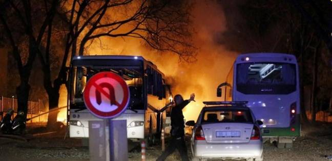 عاجل  انفجار بفندق في الدار البيضاء بالمغرب