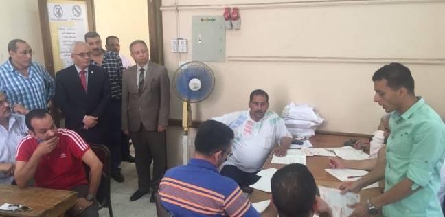 «حجازى»: مقدرو الدرجات يعملون ليل نهار لإعطاء 603 آلاف طالب وطالبة «حقوقهم كاملة»