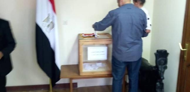 سفير مصر بإثيوبيا: المواطنون اصطحبوا أطفالهم للمشاركة في الواجب الوطني