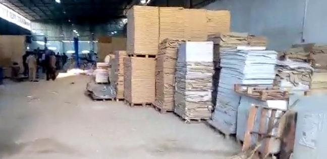 """القبض على عامل بالمحلة زوّر 27 ألف نسخة من كتاب خاص بـ""""التعليم"""""""