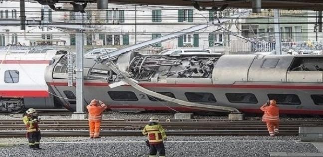 عاجل.. إصابة 22 شخصا إثر خروج قطار عن القضبان في كاليفورنيا
