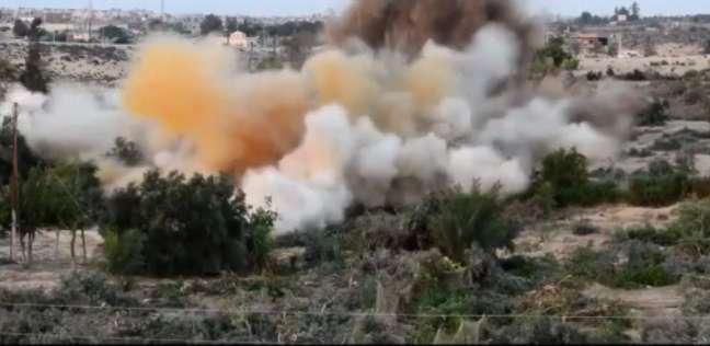 القوات المسلحة تحبط محاولة استهداف أحد التمركزات الأمنية