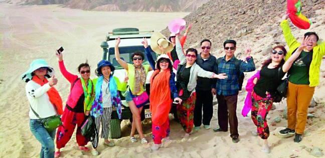 """""""الإحصاء"""": 22.5% زيادة أسعار الرحلات السياحية في أبريل الماضي"""