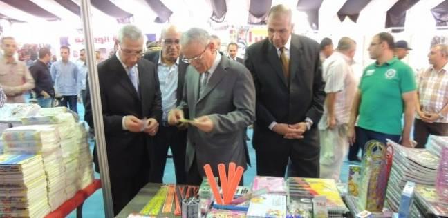 «تموين المنيا»: تخفيضات كبيرة بمعرض المستلزمات المدرسية