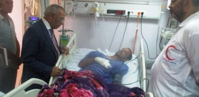 «شمال سيناء».. «شوشة» يعود محافظاً مسلحاً بشهادة «دكتوراه» فى التنمية