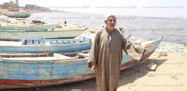 صيادو «قارون» يصرخون من التلوث: «اشتهينا السمك»