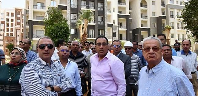 """رئيس الوزراء يطلق أسماء 3 شهداء على منشآت في """"البحيرة"""""""
