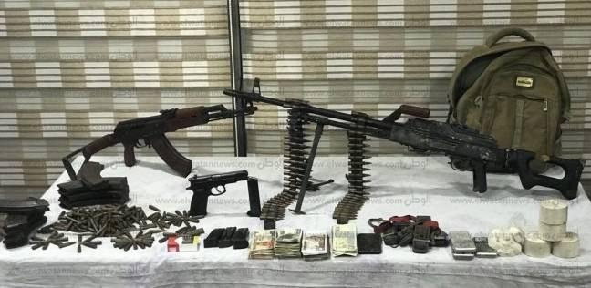 ضبط 7 تجار مخدرات بحشيش وبانجو وفودو في شبرا الخيمة