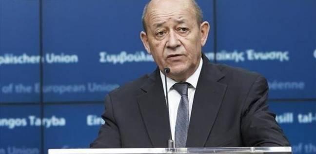 """تعرف على موقف فرنسا من أزمة قطر بالتزامن مع جولة """"لودريان"""" الخليجية"""