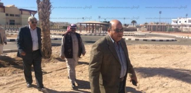 """""""سكرتير عام جنوب سيناء"""" يلتقي وفد """"اليونيسف"""" بديوان المحافظة اليوم"""