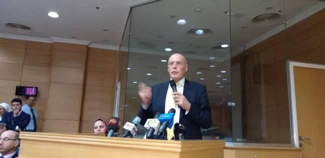 مستشار رئيس الجمهورية: نخسر 7 أفدنة من الأراضي الزراعية الخصبة كل ساعة