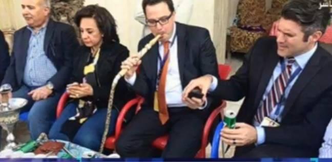 """أحمد موسى: """"أهل المنوفية خلوا الأمريكان يطبلوا لمصر"""""""