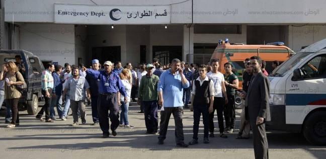 كيف تعاملت المؤسسات الحكومية مع حادث المنيا الإرهابي؟