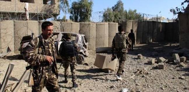 مقتل 9 من قوات الأمن الأفغاني في هجوم غربي البلاد