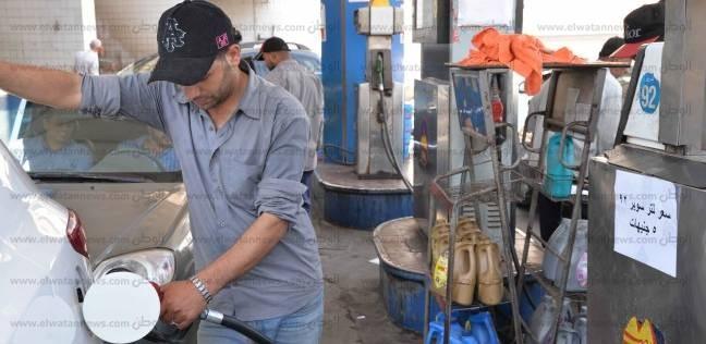 """وكيل """"التموين"""" بالقليوبية: لا زحام على محطات البنزين"""