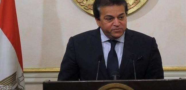 عبدالغفار يعتمد تعيين مديرين لإدارتي الجامعات الخاصة والتمثيل الثقافي