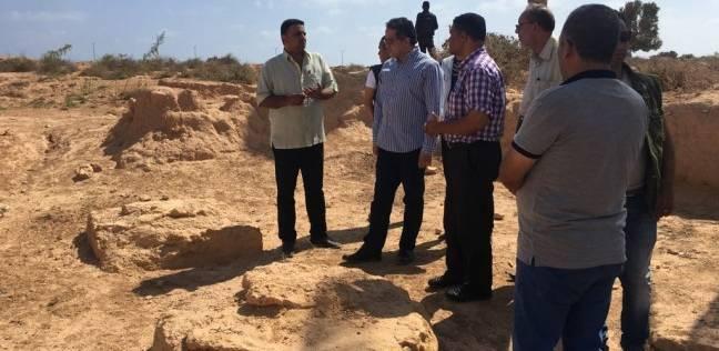 قطاع الآثار الإسلامية: نناقش وضع مدينة رشيد على خريطة السياحة العالمية