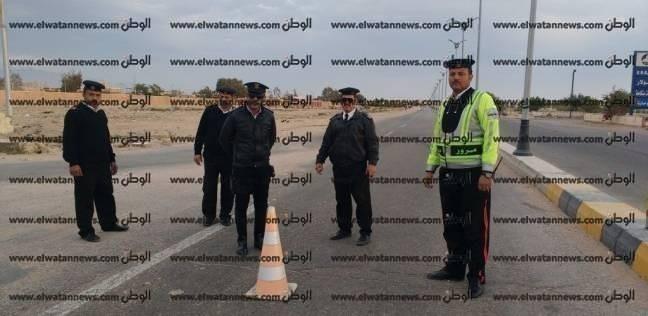 عاجل| 8 شهداء و3 مصابين في هجوم على كمين بالوادي الجديد