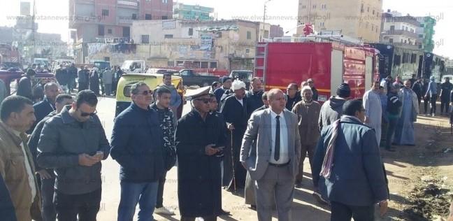 محافظ كفر الشيخ: إزالة 40 حالة تعد على أملاك الدولة ونهر النيل