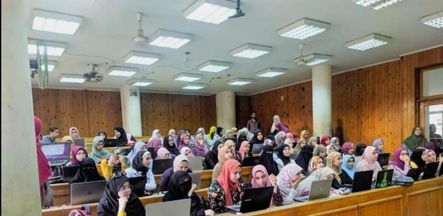 مايكروسوفت الأزهر  ينظم دورة تدريبية لطلاب الإعلام والهندسة - مصر -