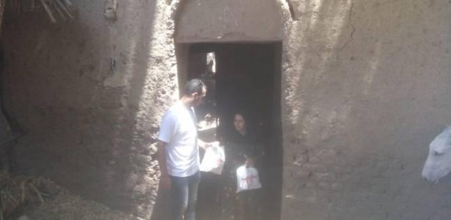 """""""الأورمان"""" توزع 75 ألف كيلوجرام لحوم أضاحي على الأسر الفقيرة بالمنيا"""