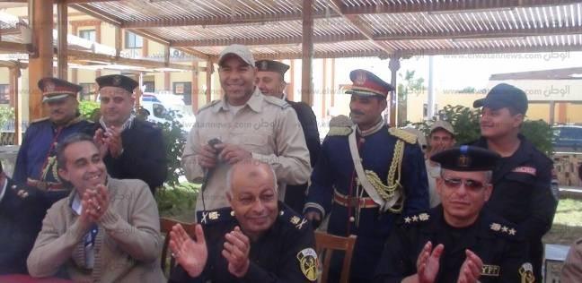 بالصور  ختام زيارات طلاب مدارس إدارة طور سيناء التعليمية لمعسكر قوات الأمن بالجبيل
