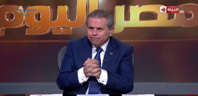 توفيق عكاشة: السوريون قدروا يحققوا نجاحات في مشاريعهم بمصر - فن وثقافة -