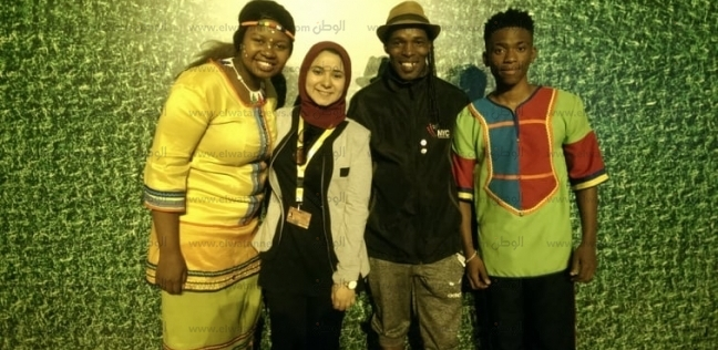 """""""الوطن"""" تلتقي مدرب وأبطال العرض الأفريقي في افتتاح ملتقى أسوان"""