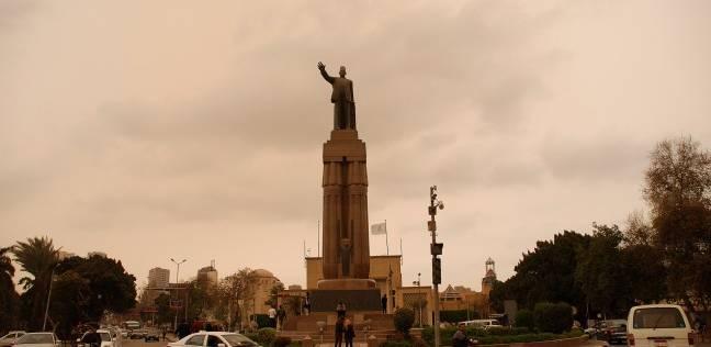 تقلبات جوية مفاجئة وعواصف ترابية تضرب القاهرة والمحافظات.. و«الأرصاد»: غداً «الدنيا ربيع»